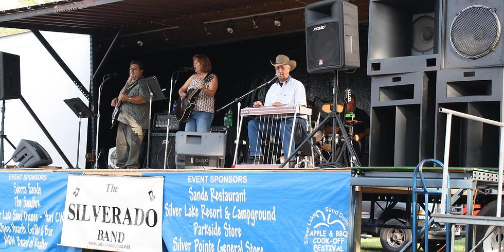 Fridays In Hart Concerts   Silverado Band