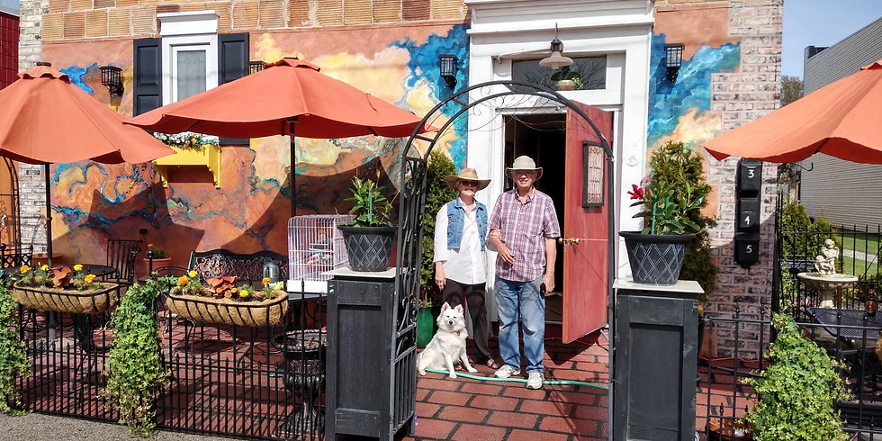 Live Music | Dale & Gail's Gallery Back Patio