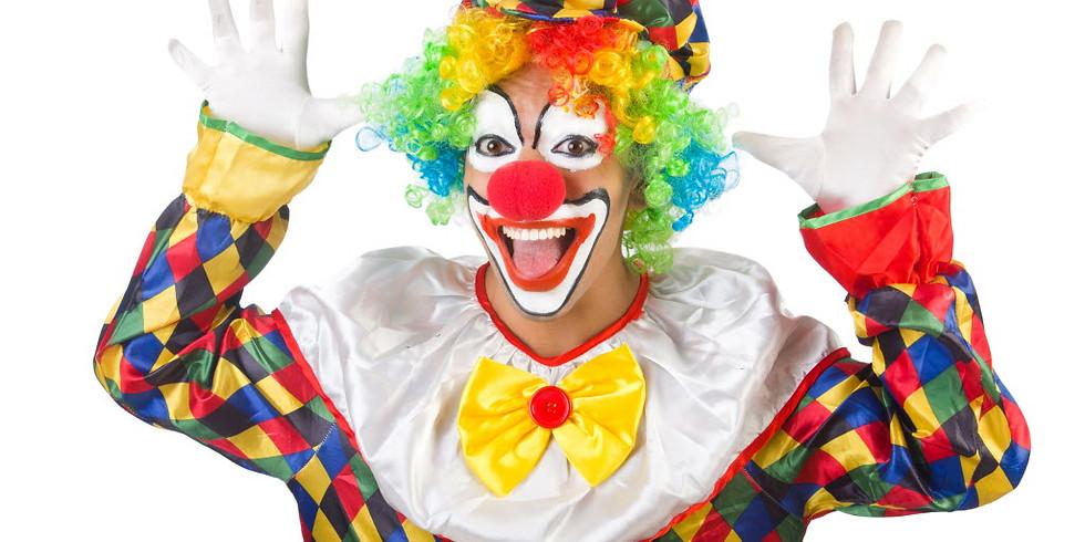 Clown Around the Downtown