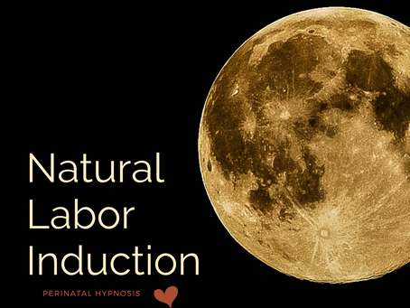 Natural Labor Inductions with Hypnosis