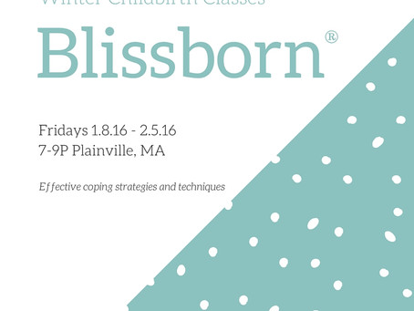 Winter Childbirth Classes