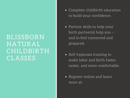 Blissborn Natural Childbirth