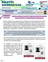 Boletin Informativo - 24 de agosto de 20