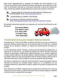 Boletin Informativo - 25 de enero de 202