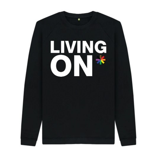 Living On Sweatshirt