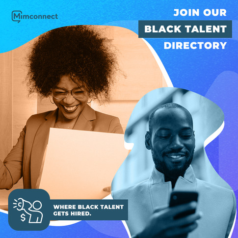 Black Talent Directory Graphic