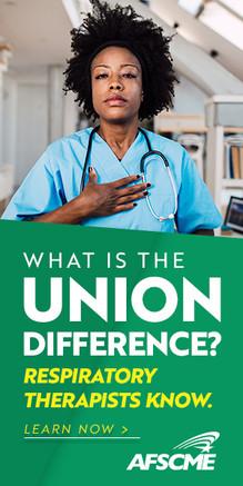 Union Diffference Ads Nurse