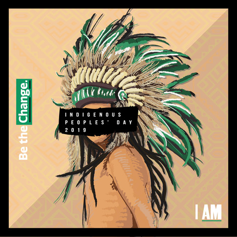 I AM Indigenous People Day