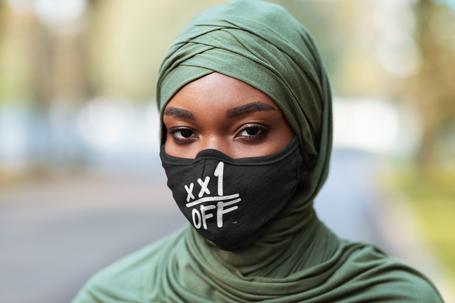 xx1 / OFF Mask