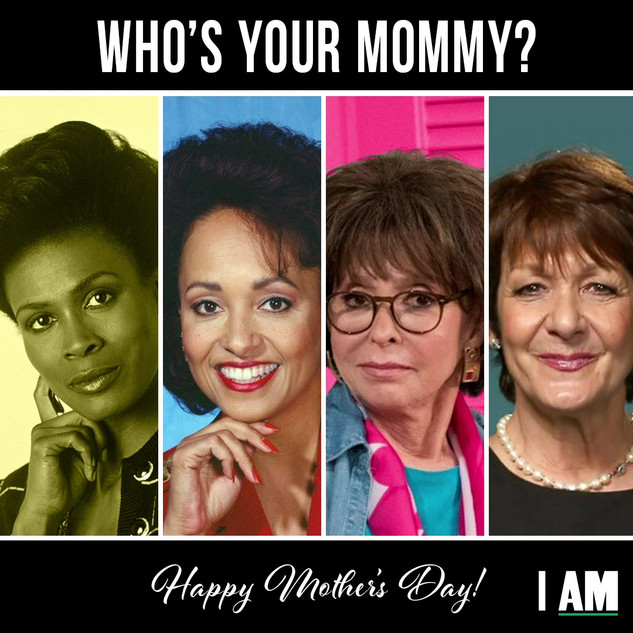 Who's Your Mommy - Mothers Day