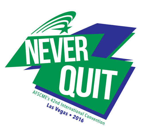 Never Quit Logo Convention 2016
