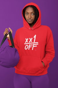 xx1 / OFF Hoodie (Infra-red)