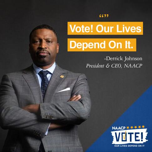 NAACP Pres Johnson V5