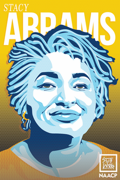 Stacy Abrams Poster
