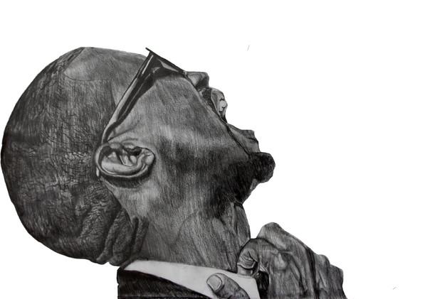 Mr. West (Detail)