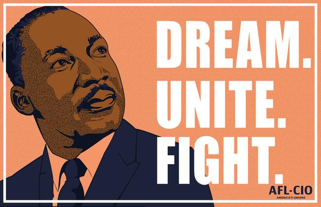 Dream Unite Fight AFL-CIO