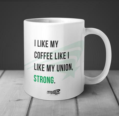 CONV Mug Mock up