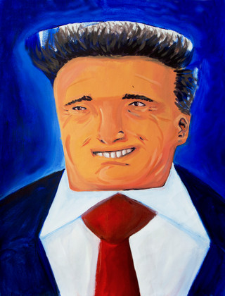 The Politician (Painting)