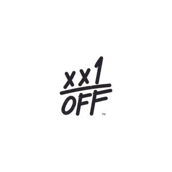 xx1/OFF logo (mark)