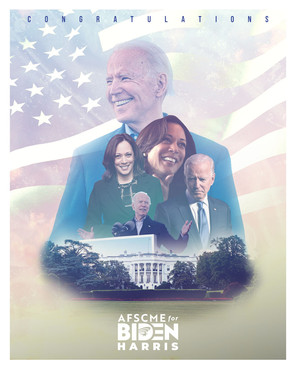 Inauguration 2021 Poster (Movie)
