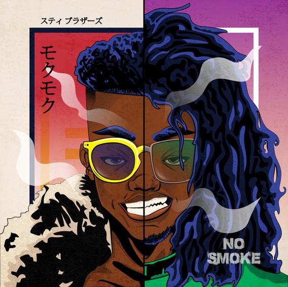 JOMEGA No Smoke Cover Art