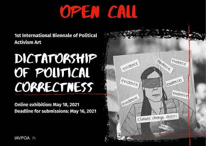 1st International Biennale of Political