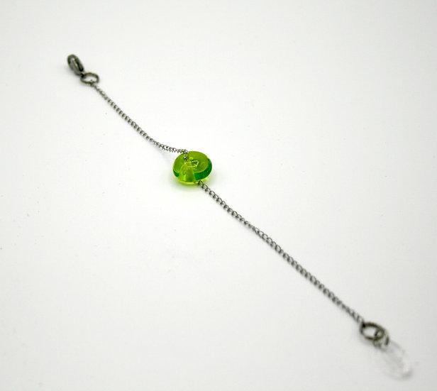 """Bracelet """"un point c'est tout"""""""