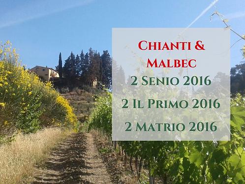 Chianti & Malbec