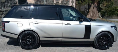 VipSec Belfast Executive SUV