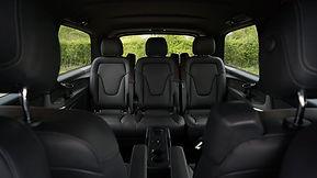 VipSec Mercedes V-Class Minivans