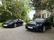 VipSec Black  Mercedes- Wedding-Cars Pac
