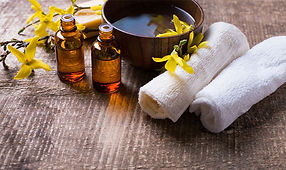 Natural products for spa
