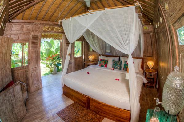 Kasih Bungalow Bedroom