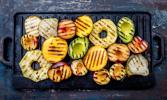 16 Fruits You Should Grill This Weekend + 4 Tips For Making Them Taste Great