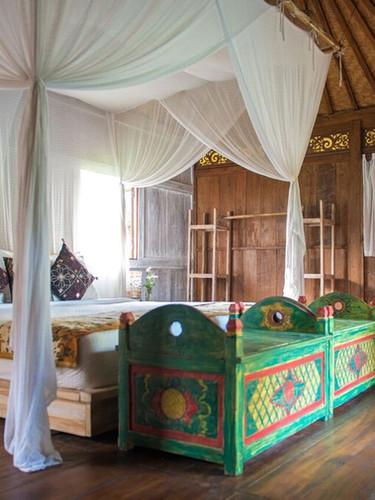 Darshana Bungalow Bedroom