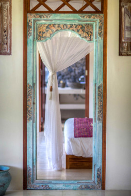 Jivana Bedroom entrance door