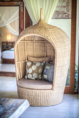 Villa Kasih Living room