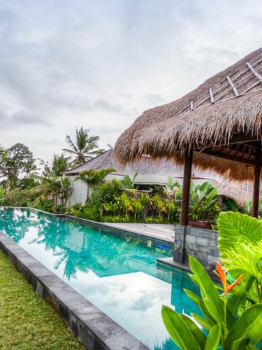The Shala Bali Pool