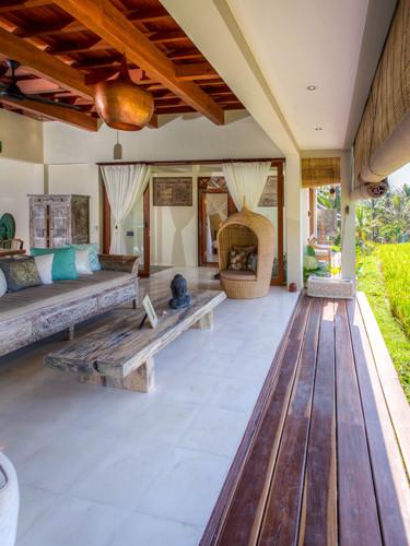Villa Kasih Living Space