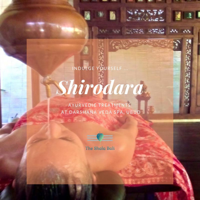Calming Your Mind with Shirodhara