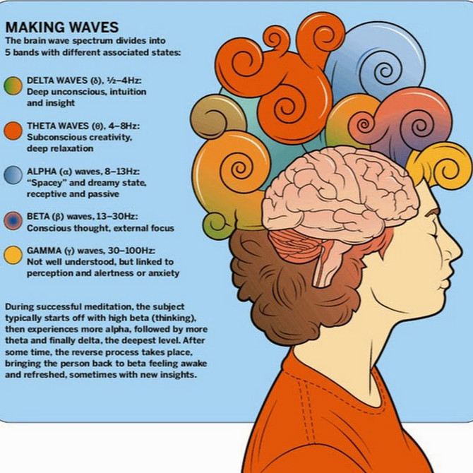 Brain Wave & Yoga