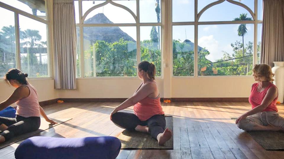 Yoga-Class-at-Shala-Devi