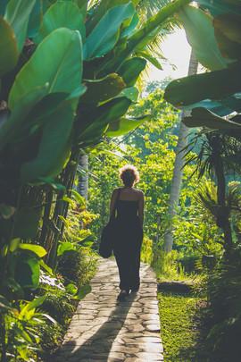 Morning at The Shala Bali