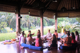 Yoga Rereat at The Shala Bali