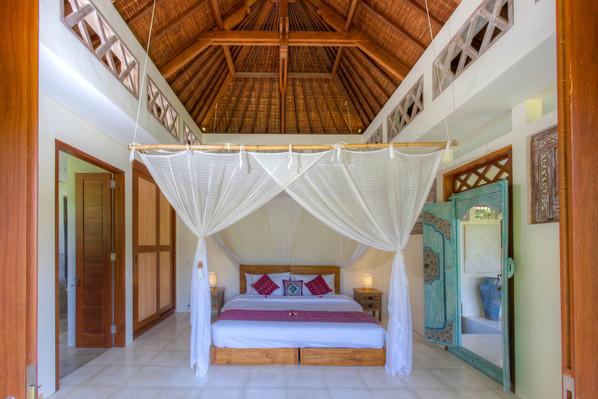 Villa Kasih Bedroom