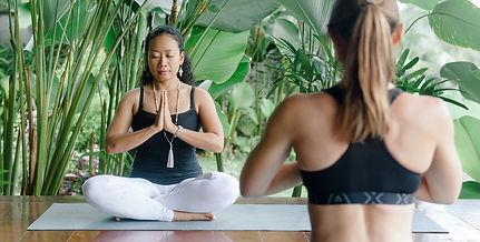 Yoga and Meditation at The Shala Bali