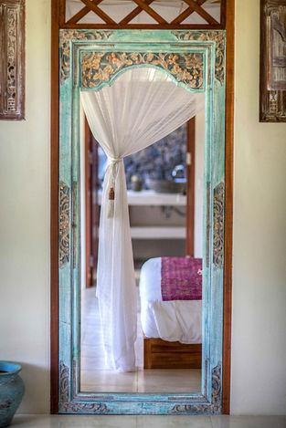 Inside view to Jivana Room