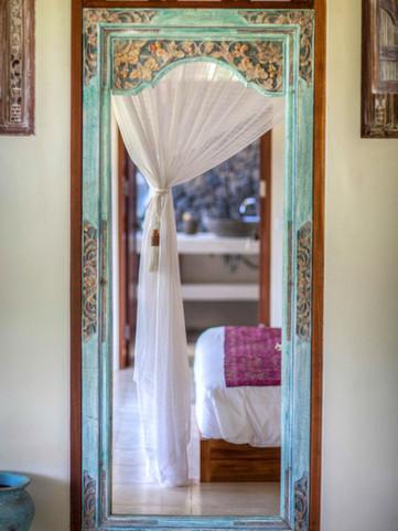 Decorated Room Door