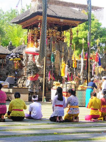 Balinese Prayers