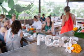 Organic Cafe at The Shala Bali